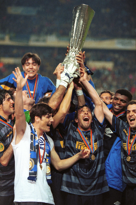 Guess The Team Lazio 0 3 Inter 1998 Uefa Cup Final News