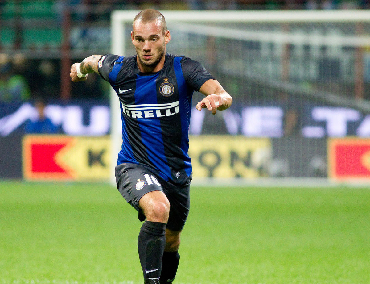 Happy Birthday to Wesley Sneijder