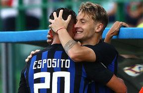 プリマヴェーラ1 TIM:ローマに3-0で勝利し、インテルが決勝進出