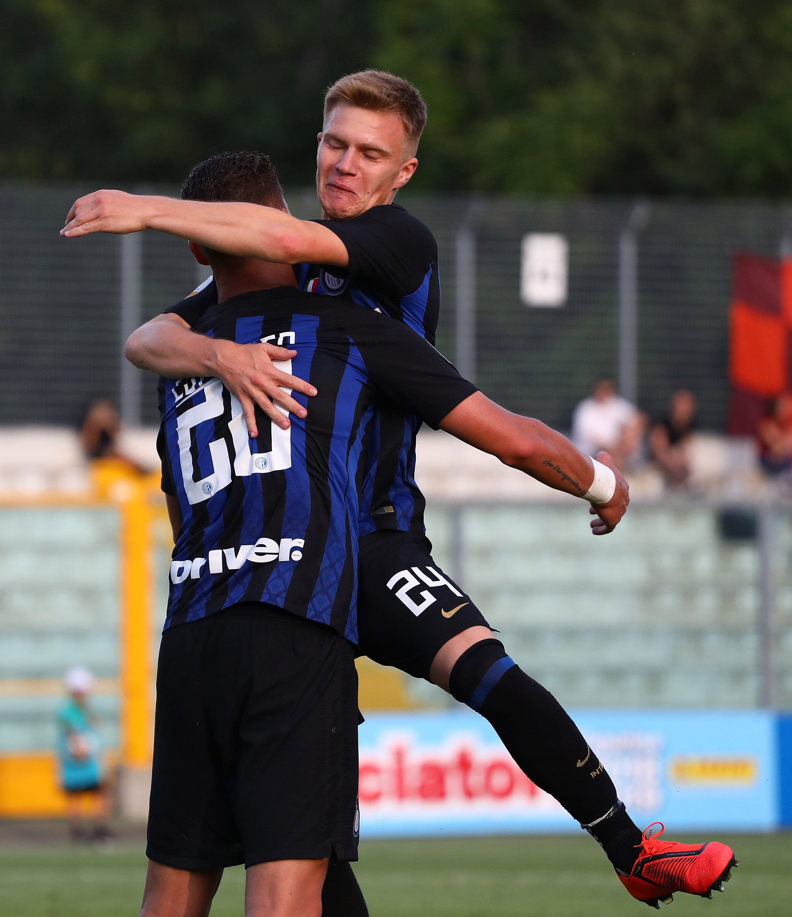 GALLERY | Colidio and Esposito help Inter reach 3rd consecutive Primavera final
