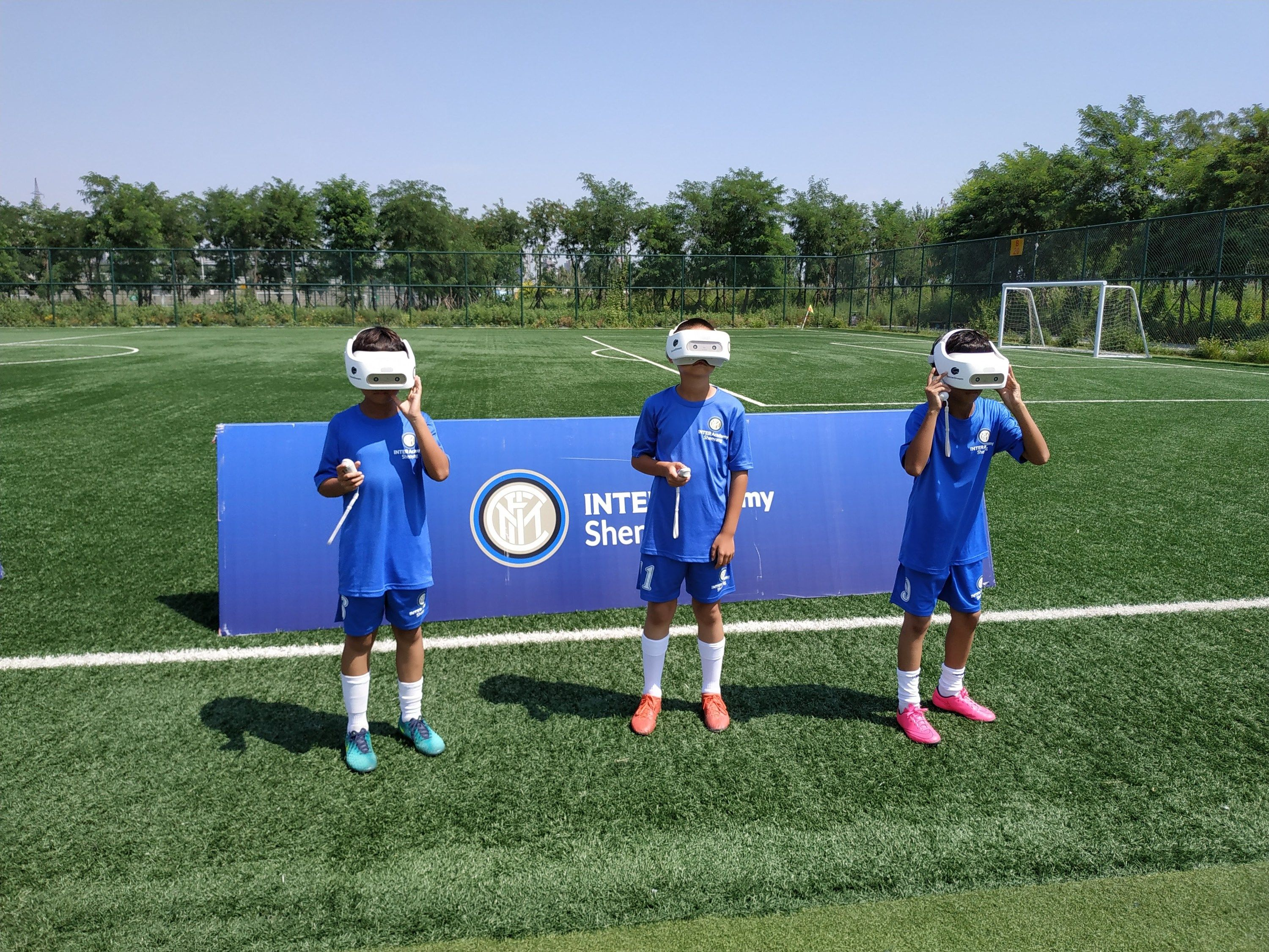 New partnership between Inter and Soccerdream