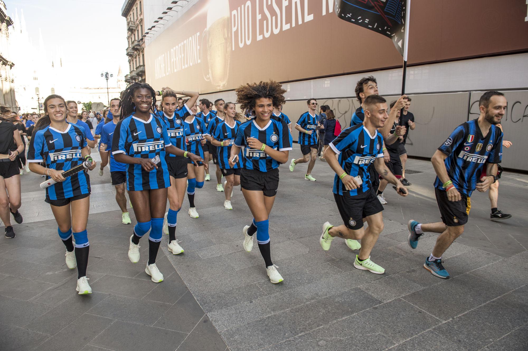 Inter Jersey Run