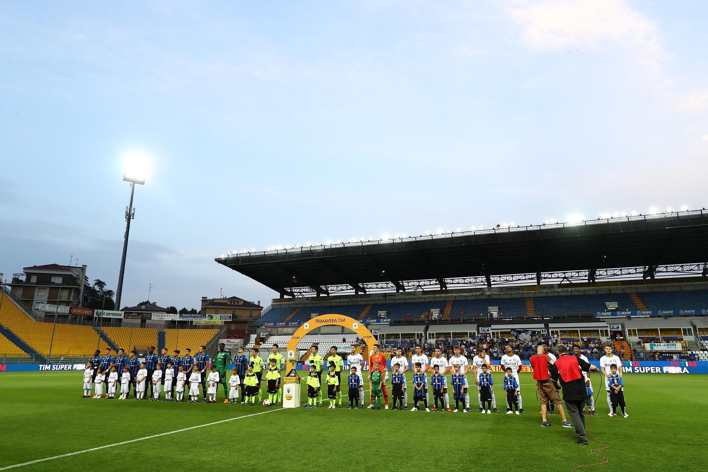 Inter Milan U19 Vs Atalanta U19