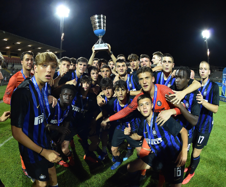 L'Inter U17 è campione d'Italia: la fotogallery del successo nerazzurro