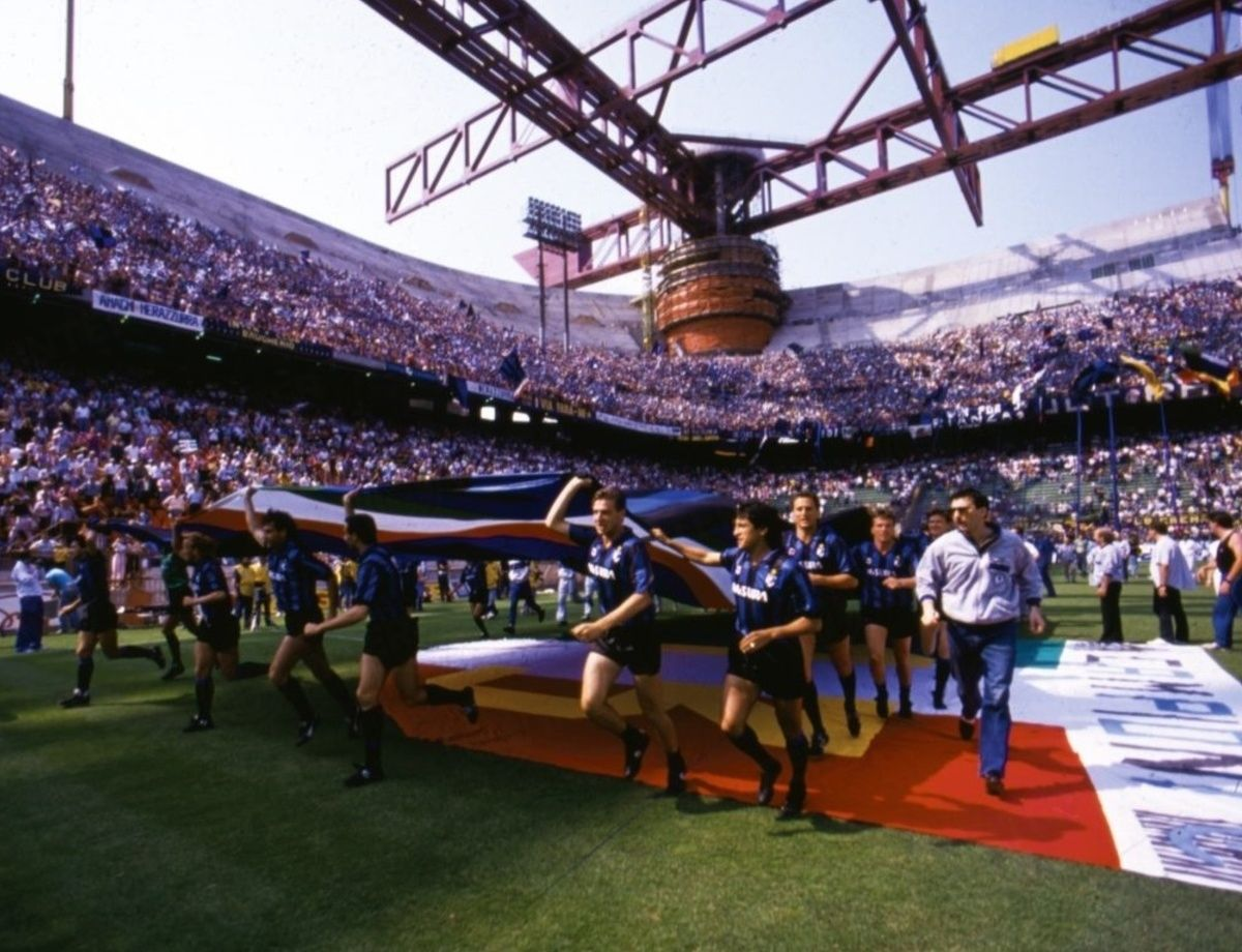 1989-2019: 30 years since the record-breaking Scudetto: the film
