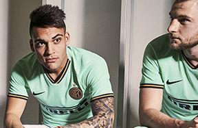 Inter e Nike presentano la nuova divisa Away per la stagione 19/20