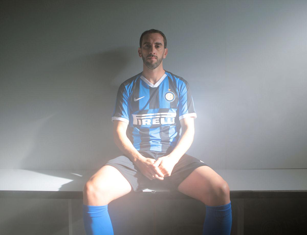 """Godin: """"Tantangan menarik, saya di Inter untuk memberikan seluruh kemampuan"""""""