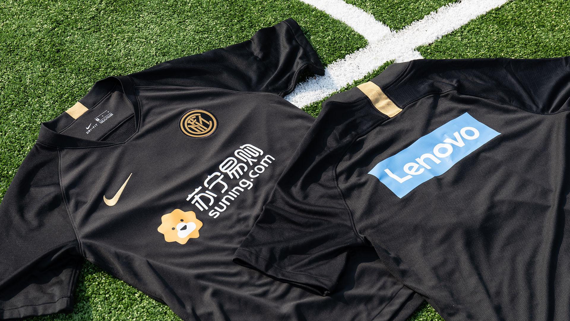 Lenovo™ menjalin Global Technology Partnership dengan FC Internazionale Milano