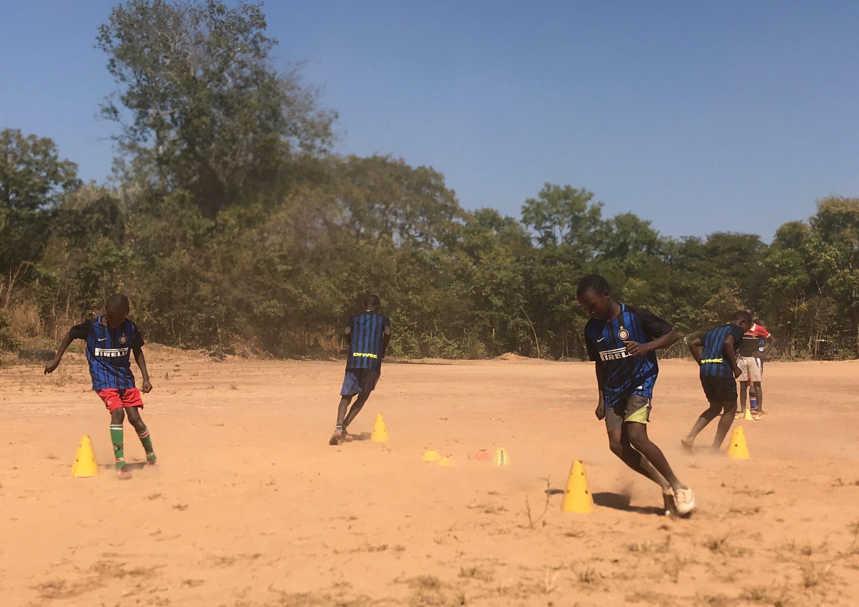 国米刚果慈善学校:项目的秘密