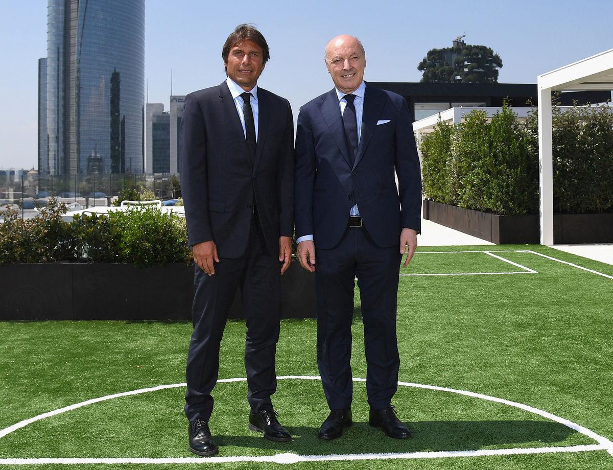 """Giuseppe Marotta: """"Kami mengidentifikasi orang-orang untuk proyek kemenangan"""""""