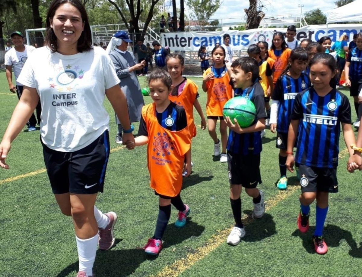 Inter Campus Mexico, the fourth national girls' tournament