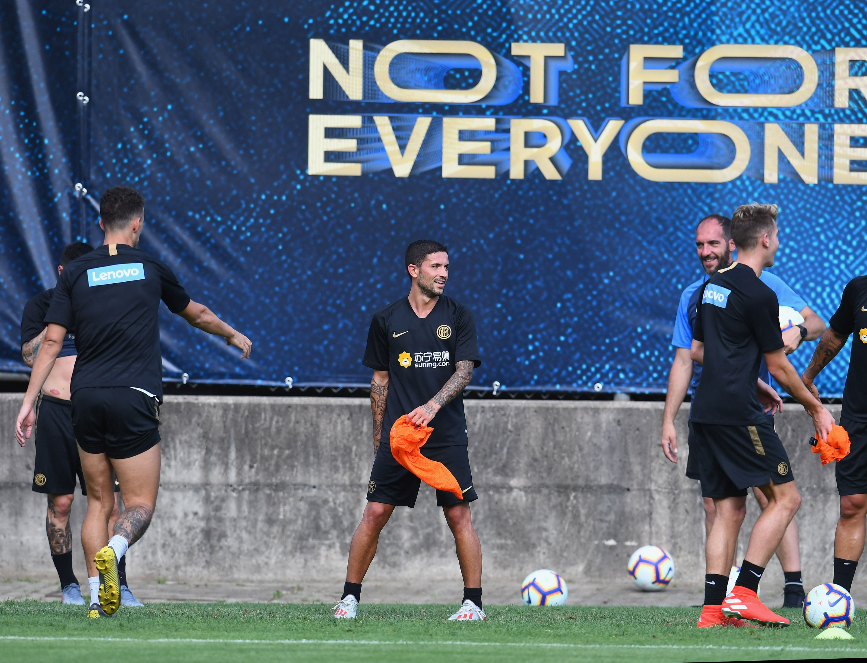 #Lugano2019 初日:午後の練習の写真
