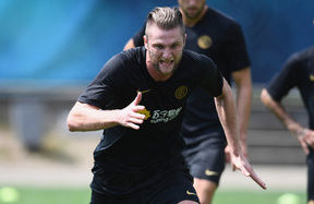 """Skriniar: """"We're working at our best to achieve great results"""""""