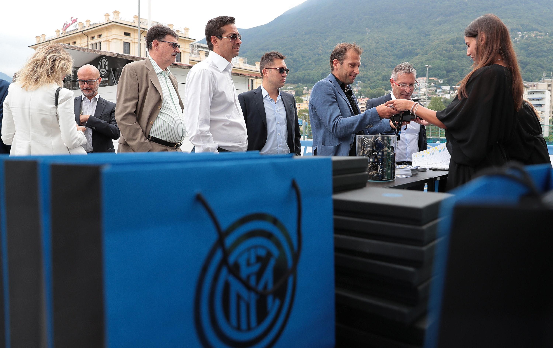 Nerazzurri partners at #Lugano2019