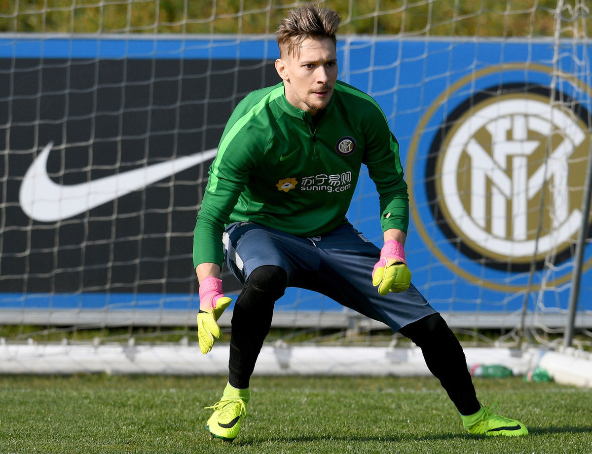 Ionut Radu signs for Inter and is subsequently loaned out