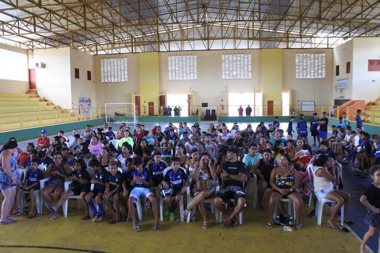 The Inter Campus Camocim celebration