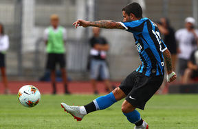 Inter 2-1 Lugano: The photo gallery from the Casinò Lugano Cup