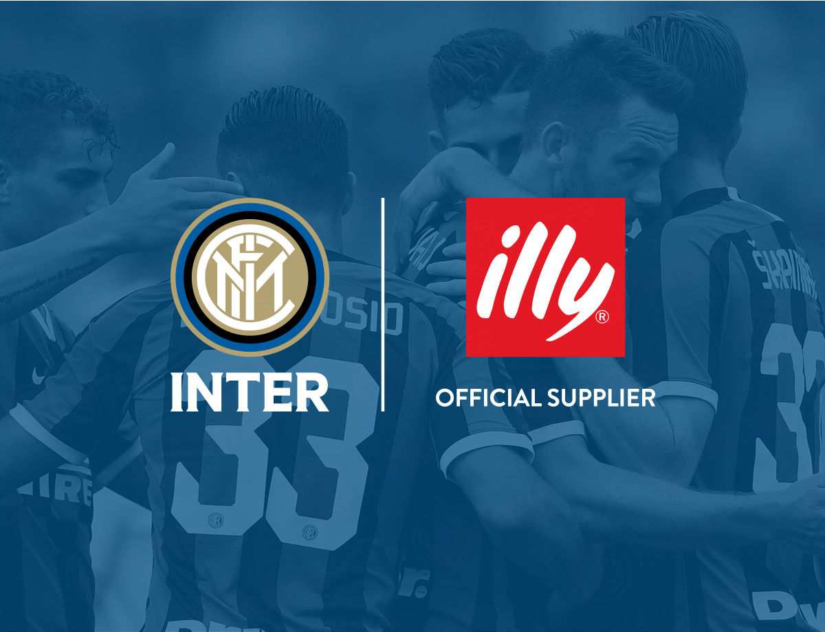 Illy es el nuevo abastecedor oficial para la gira de verano 2019 del Inter