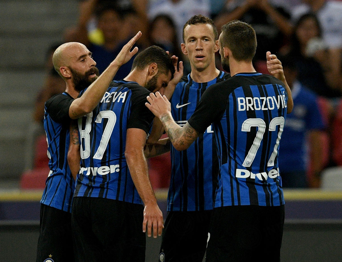 Inter back in Singapore after facing Chelsea last time out