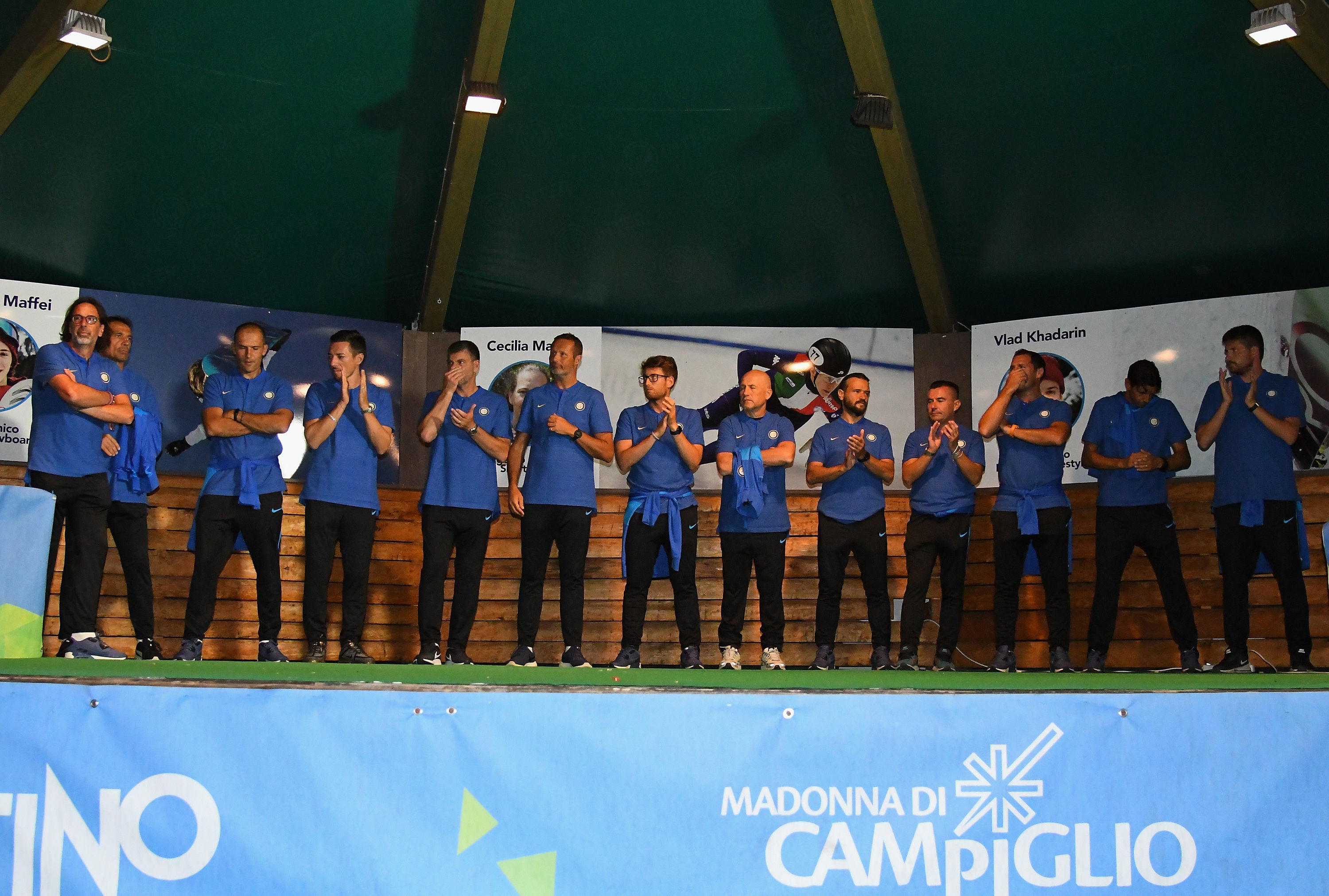 Inter Under-19s, the squad for the new season presented in Pinzolo
