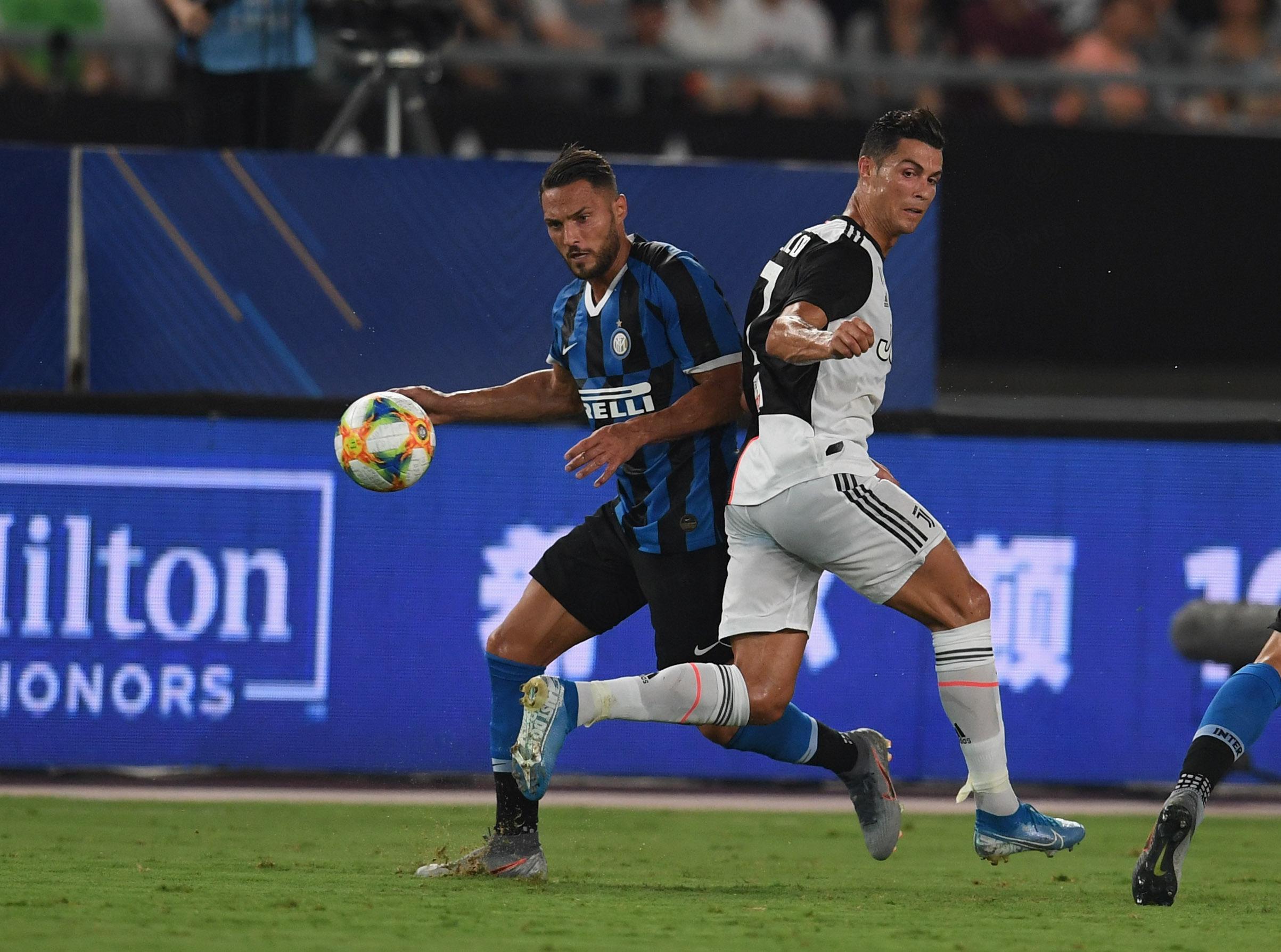 ICC 2019: A visual recap of Inter vs. Juventus