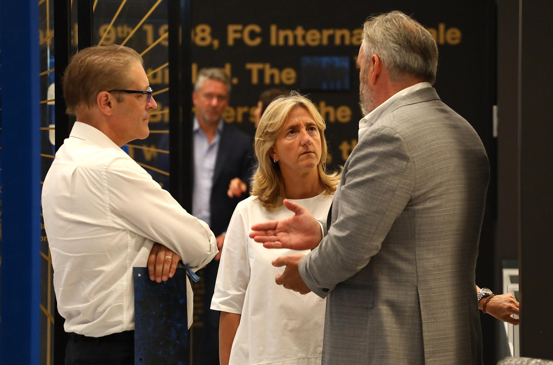 Club partners Inter HQ to watch Inter vs. Juventus