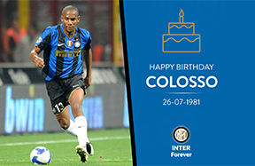 Happy Birthday Maicon!