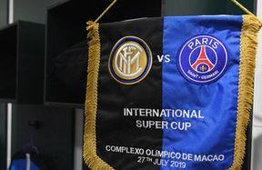 International Super Cup, le formazioni di Inter-PSG
