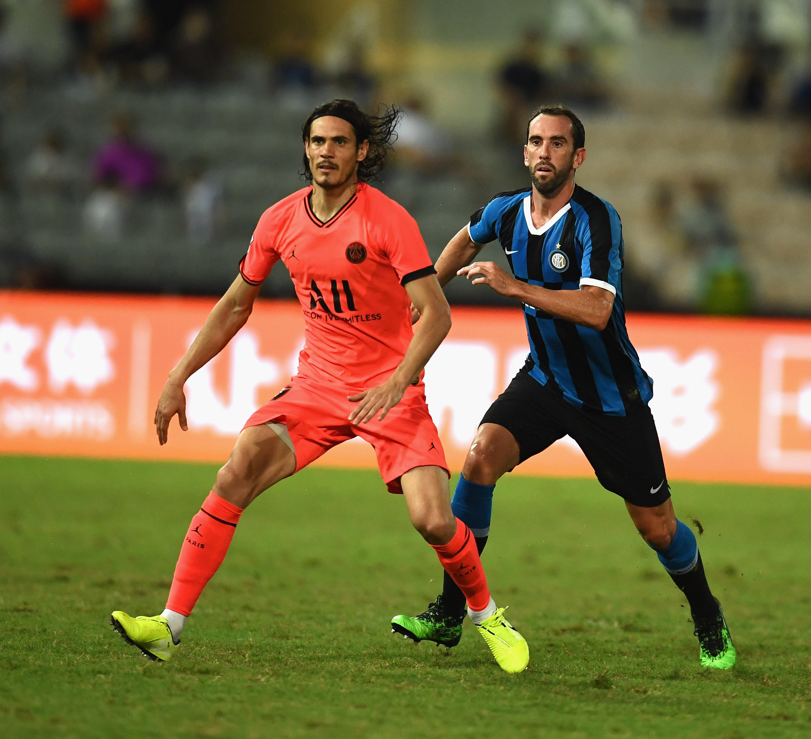 The photos from Inter vs. PSG