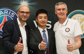 International Super Cup: Inter & PSG together with Kaisa Culture & Sports Group