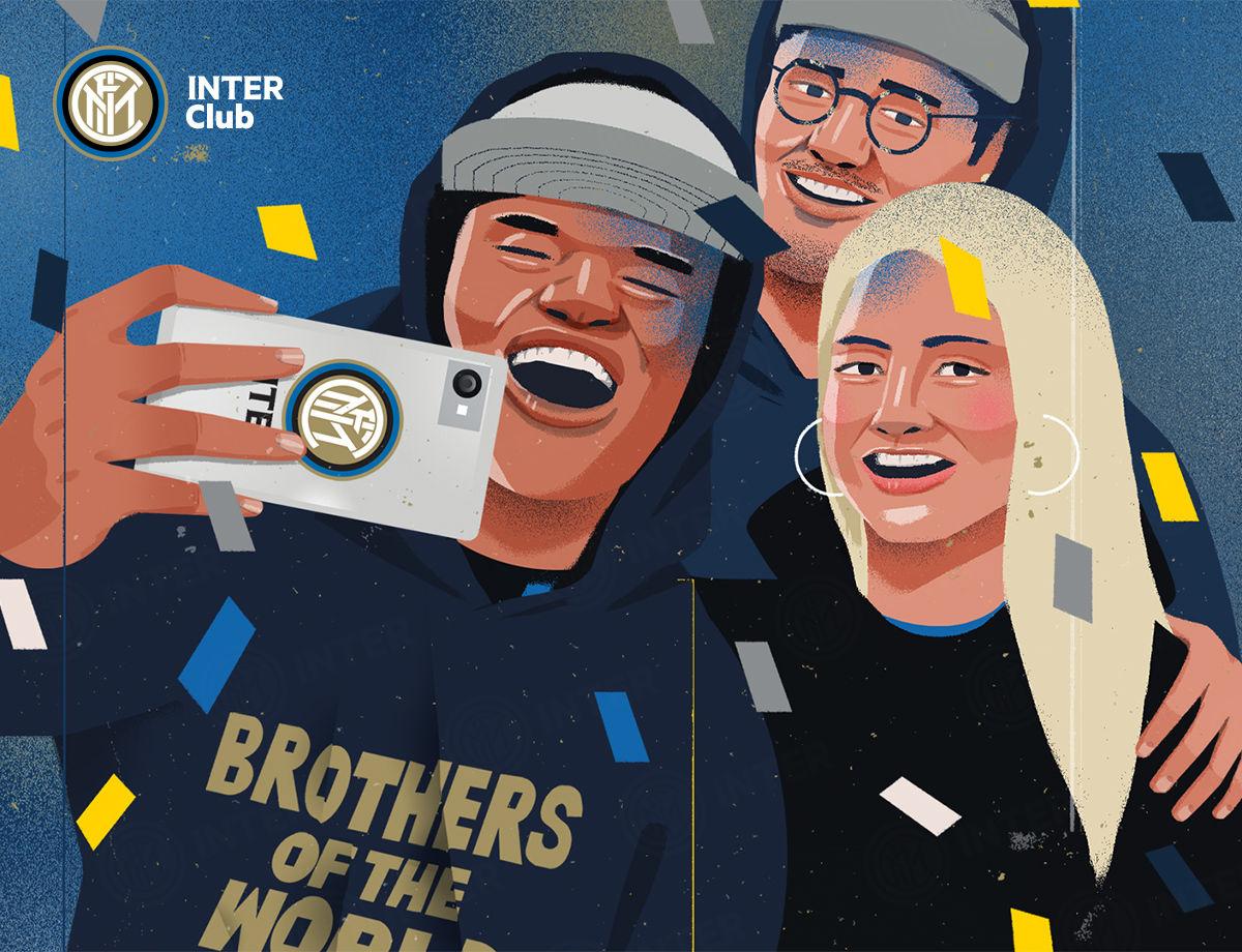 Campagna Tesseramenti Inter Club 2019/2020: continua il racconto dei protagonisti