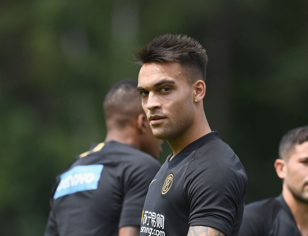 "Lautaro: ""I'm glad to be back, we're ready to give our goal"""