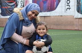 Inter Campus Lebanon in the Shatila refugee camp