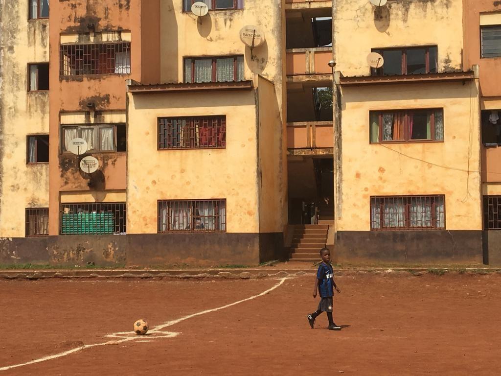 I Giochi dell'Amicizia di Inter Campus Camerun