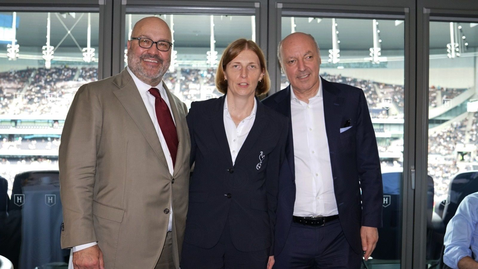 ICC 2019: Inter, Tottenham and Relevent Sports Group together in London