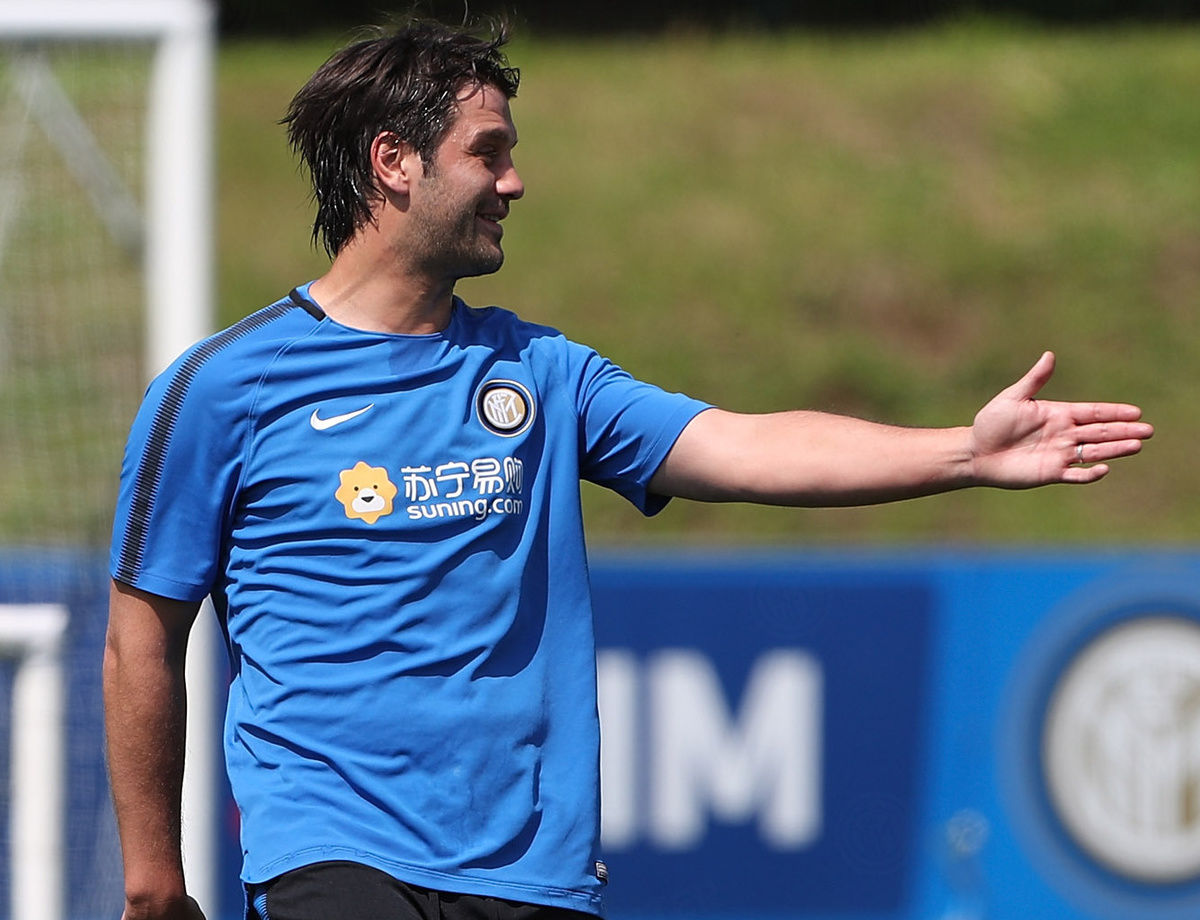 """Chivu: """"Coaching the U17s is a new challenge for me"""""""