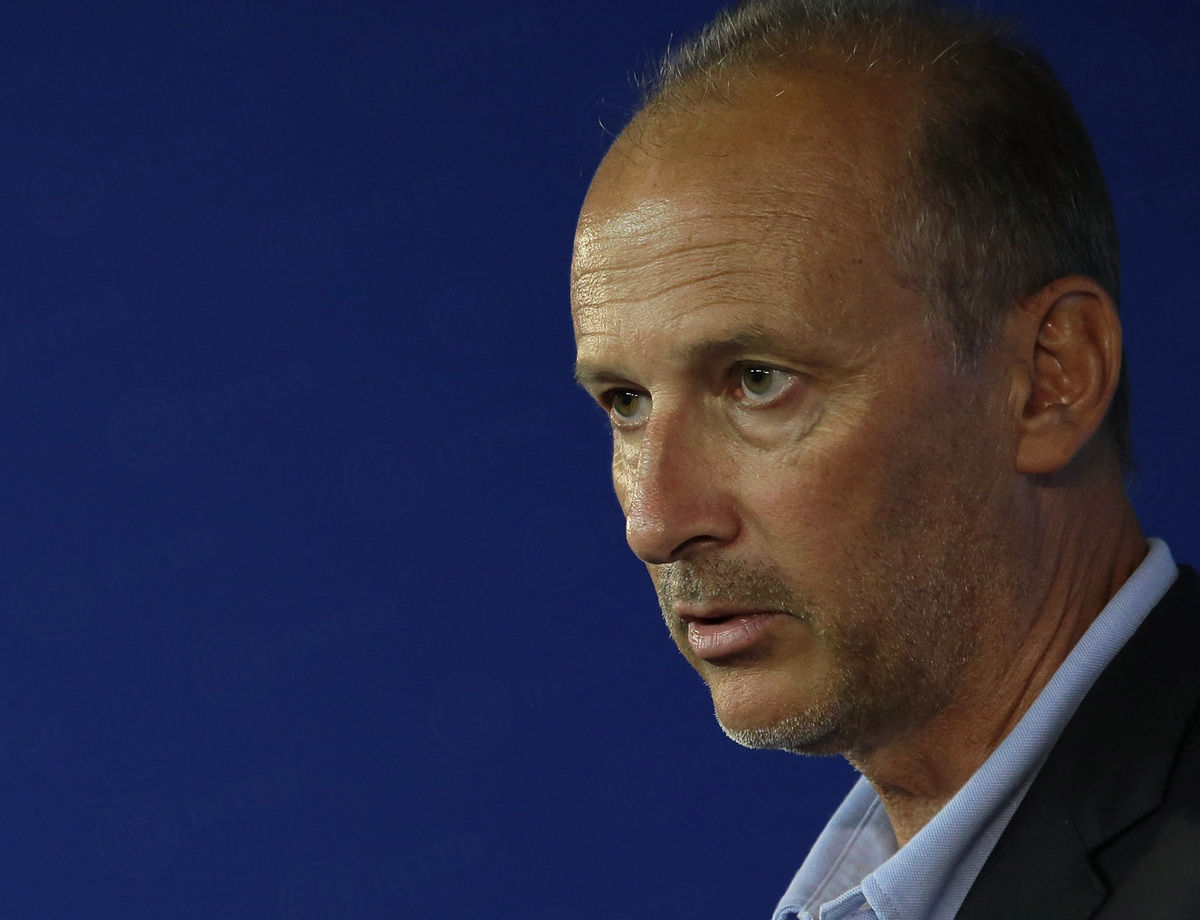 """Samaden: """"A working group with strong Nerazzurri DNA"""""""