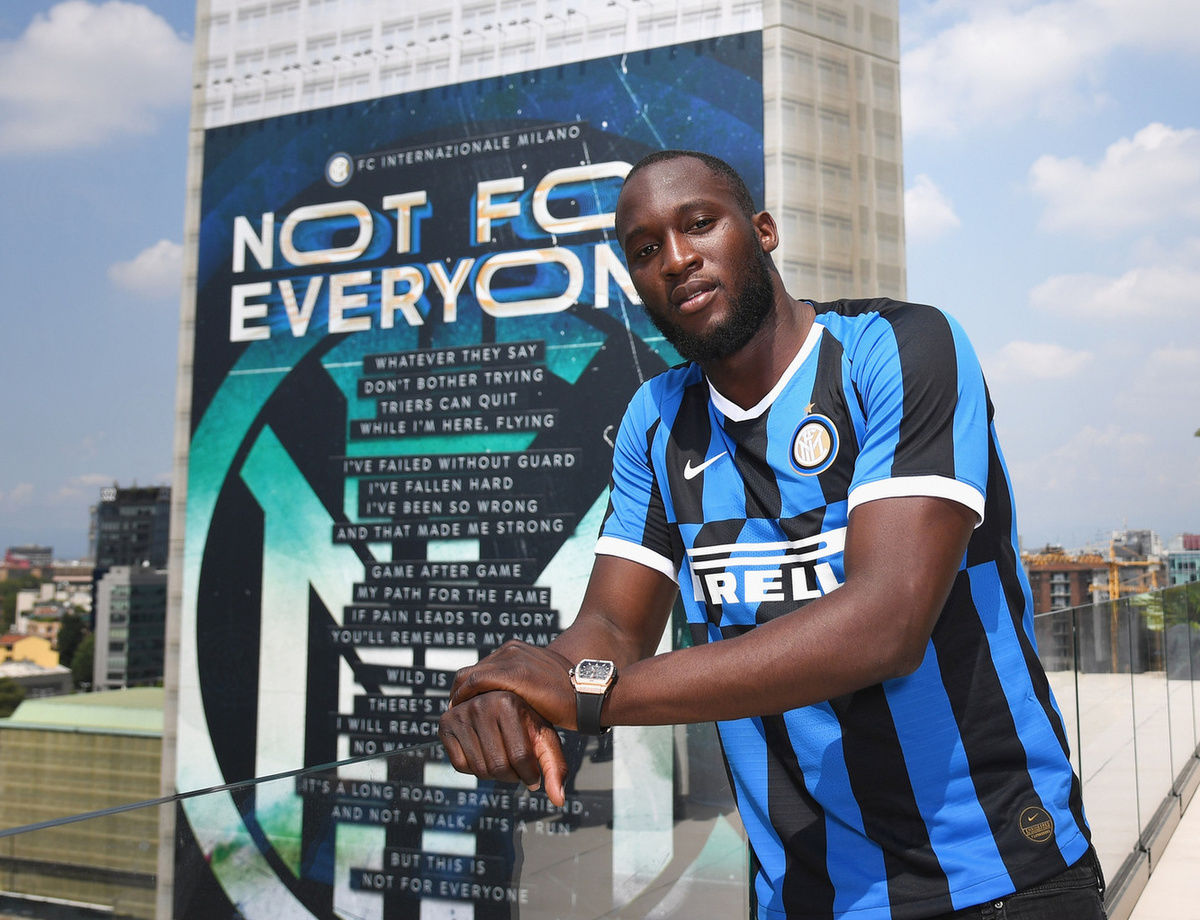 """Lukaku: """"I'm really happy to be here, the foundations are there to do well"""""""