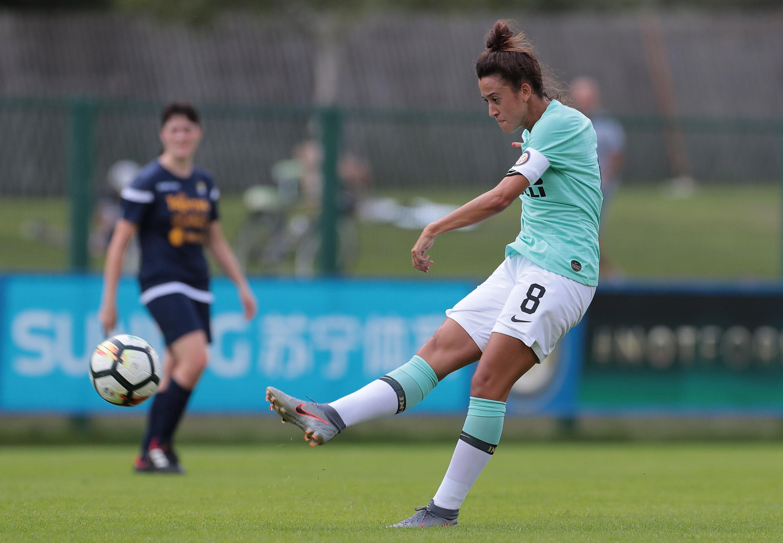 Inter Women 11-1 ACF Trento Clarentia