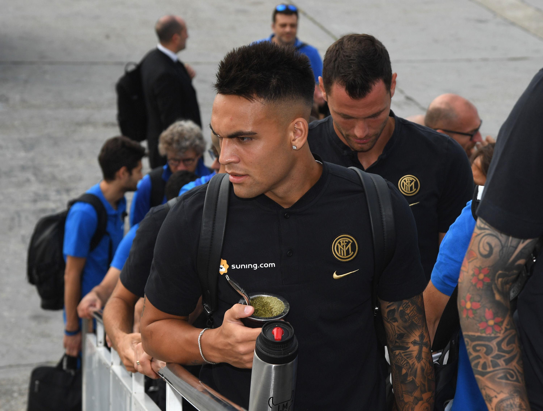 Inter Summer Tour, la squadra è a Valencia