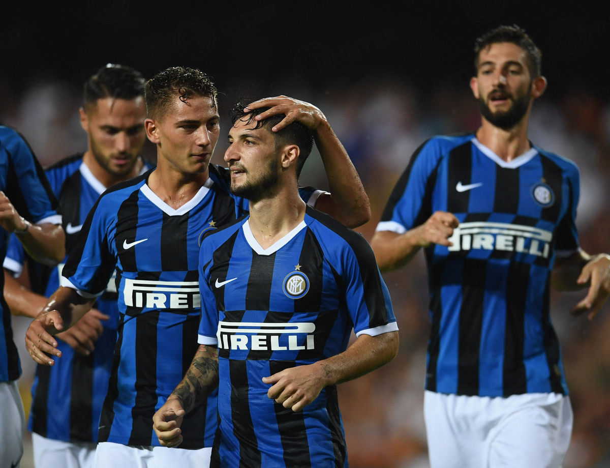 Inter defeat Valencia on penalties and win the Trofeo Naranja
