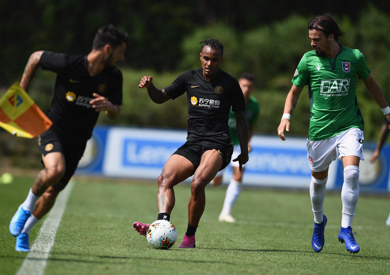 Latih tanding melawan Gozzano berakhir dengan kemenangan 2-0