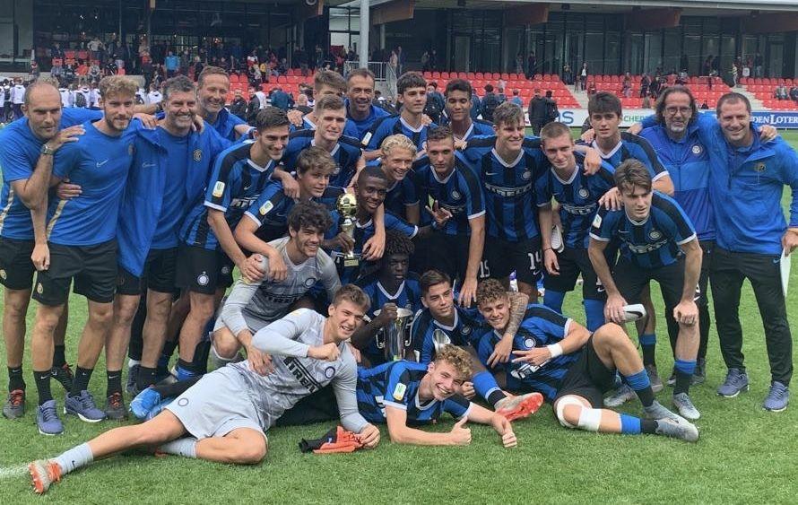 Armando Madonna's Inter win the 2019 Otten Cup