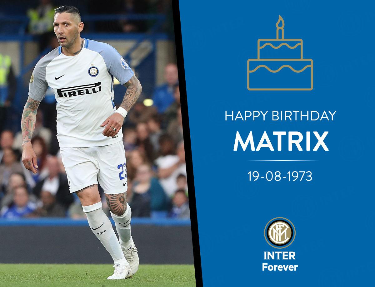 Buon compleanno Matrix!