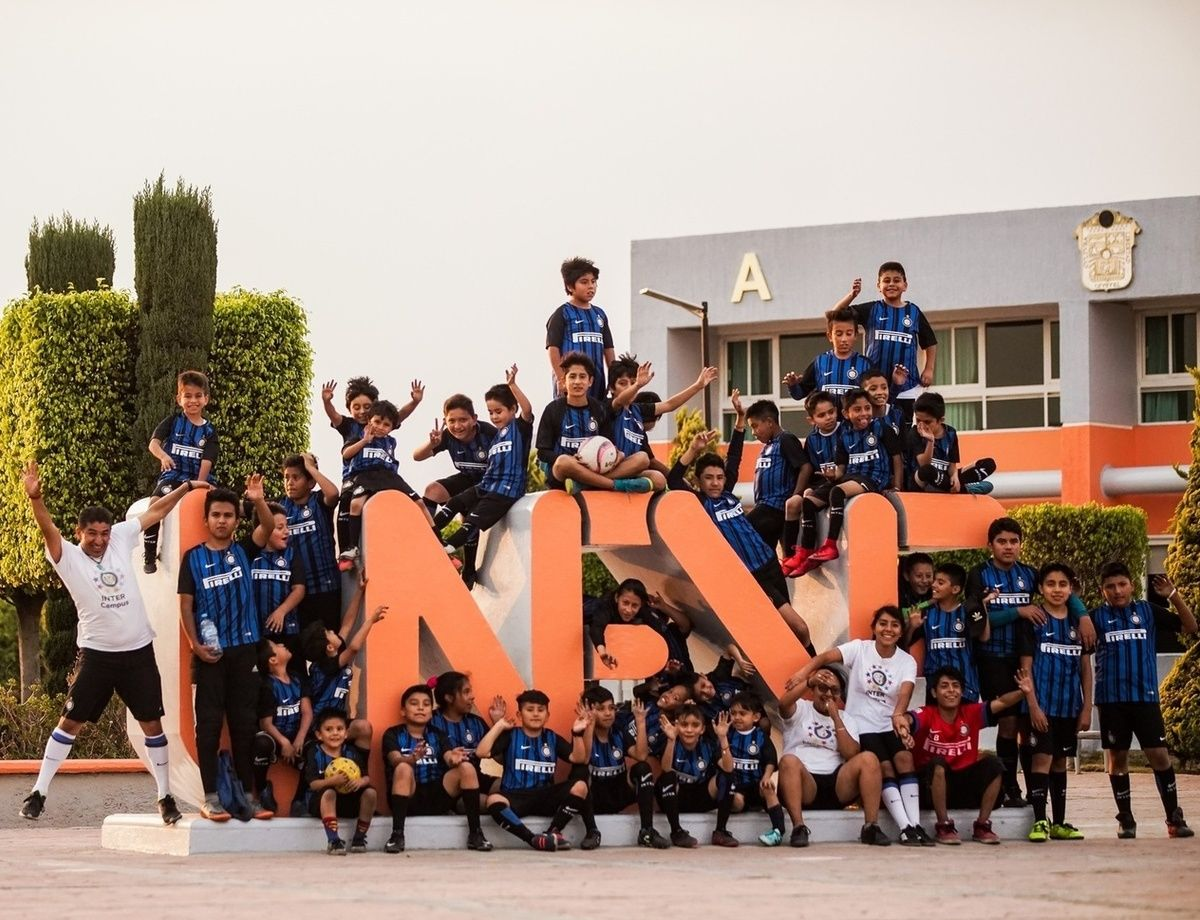 Constant passion at Inter Campus Mexico!