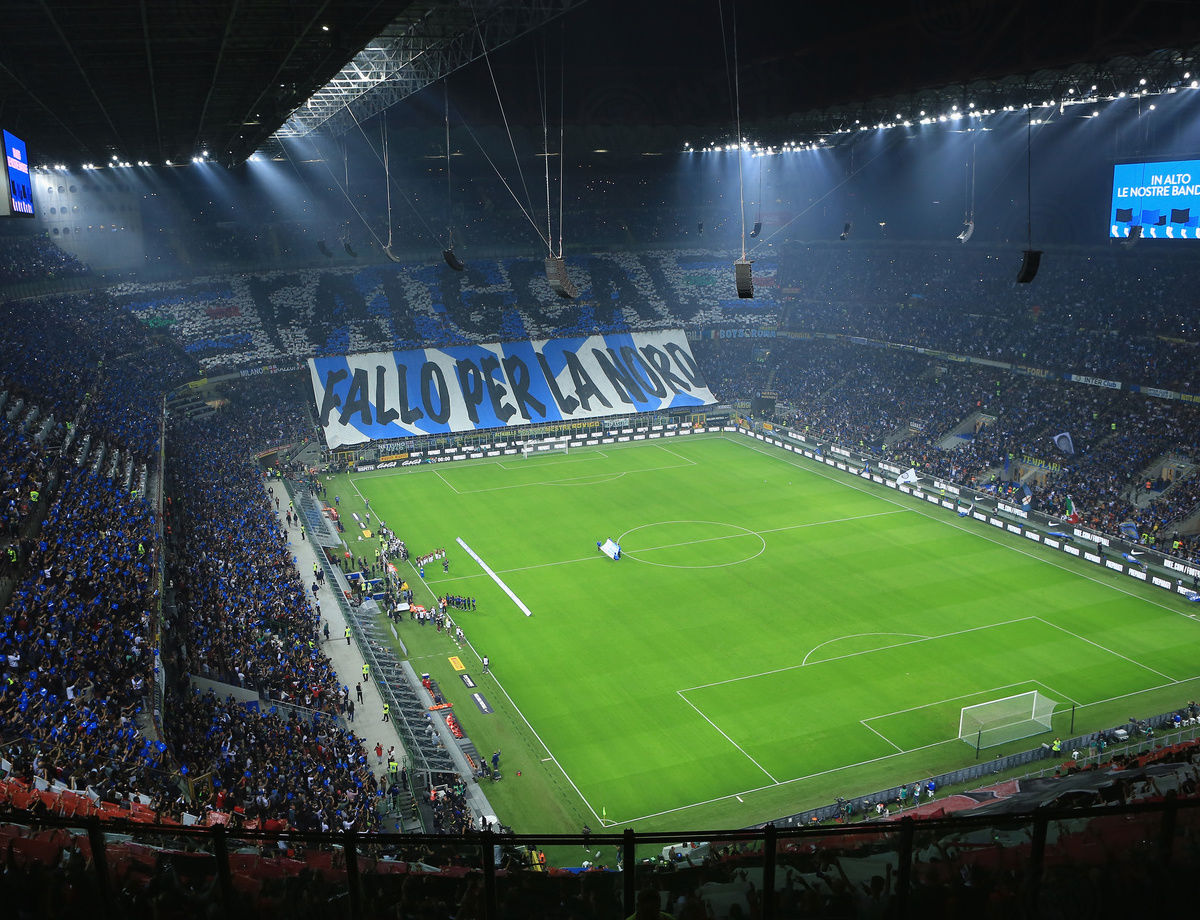 Milan-Inter, info biglietti secondo verde