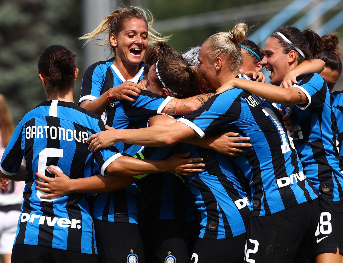 Inter Women, 7 Nerazzurre called up to their national teams