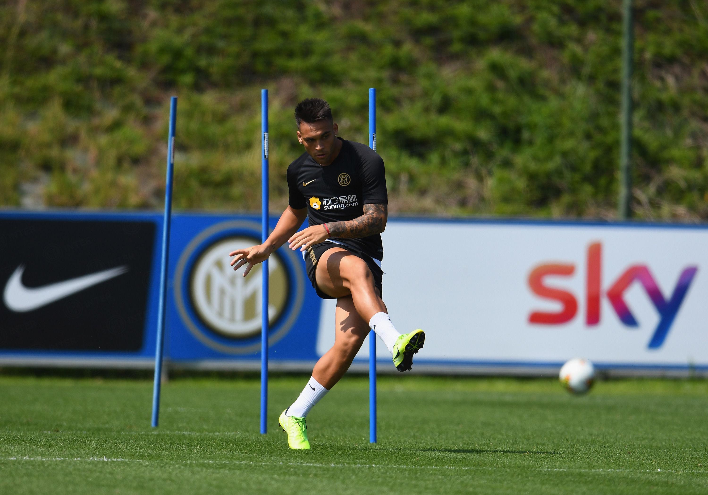 El equipo vuelve al trabajo de cara al Inter vs. Lecce