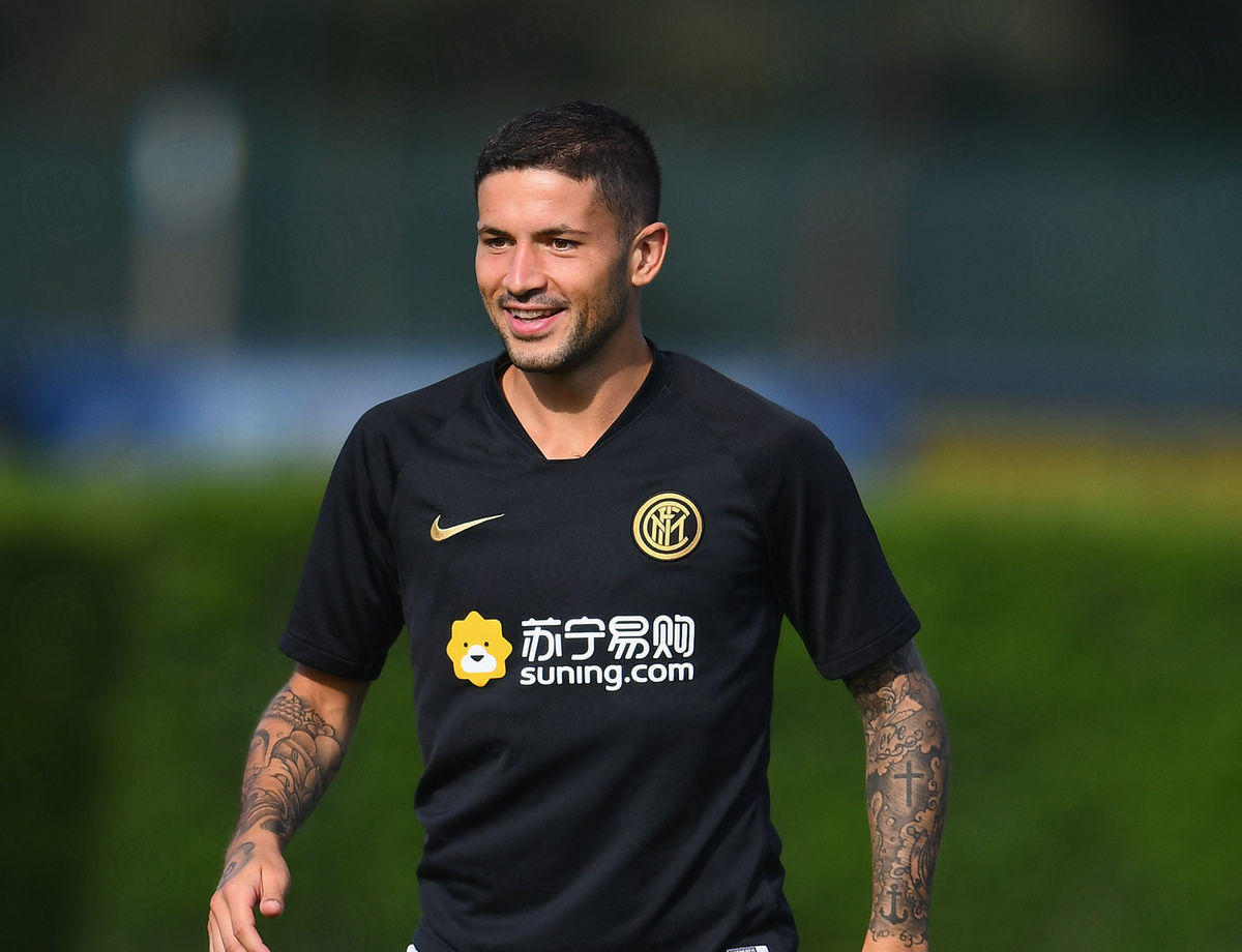 "Sensi: ""I feel good at this Inter side, we can do big things"""