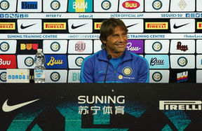 """Conte: """"I have very high expectations, I'm pleased with what we're building"""""""